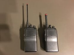 image front of radios